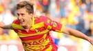 Тарас Романчук дважды огорчил Антона Каниболоцкого в полуфинальном матче Кубка Польши