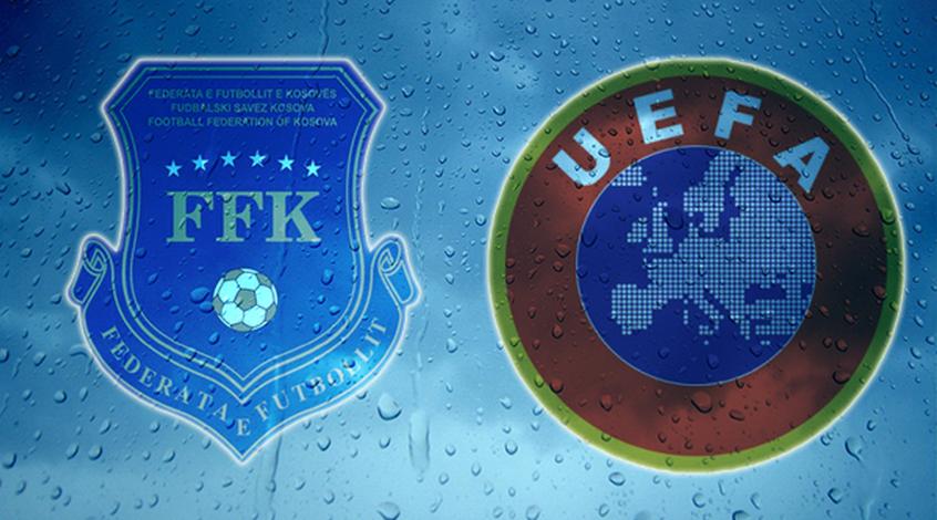 Футбольный союз Косово стал членом УЕФА