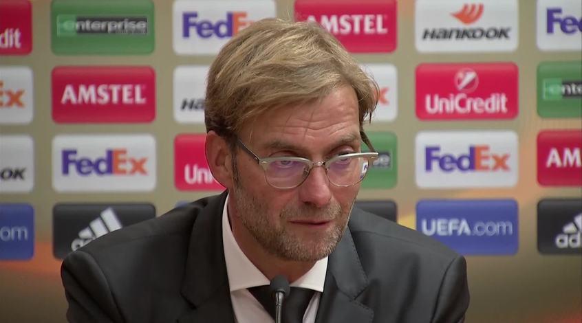 """Юрген Клопп: """"Мы все еще в гонке - на данный момент, не с """"Манчестер Сити"""""""