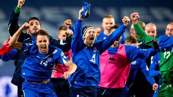 """Игрок сборной Исландии: """"Попрошу Месси привезти 23 футболки"""""""