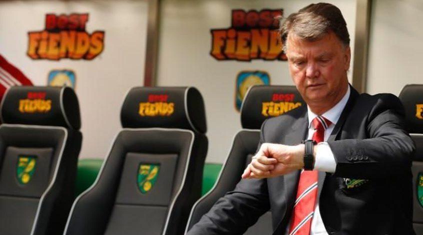 """Луи ван Гал: """"Блинду лучше уйти в """"Барселону"""", чем оставаться в """"Манчестер Юнайтед"""""""