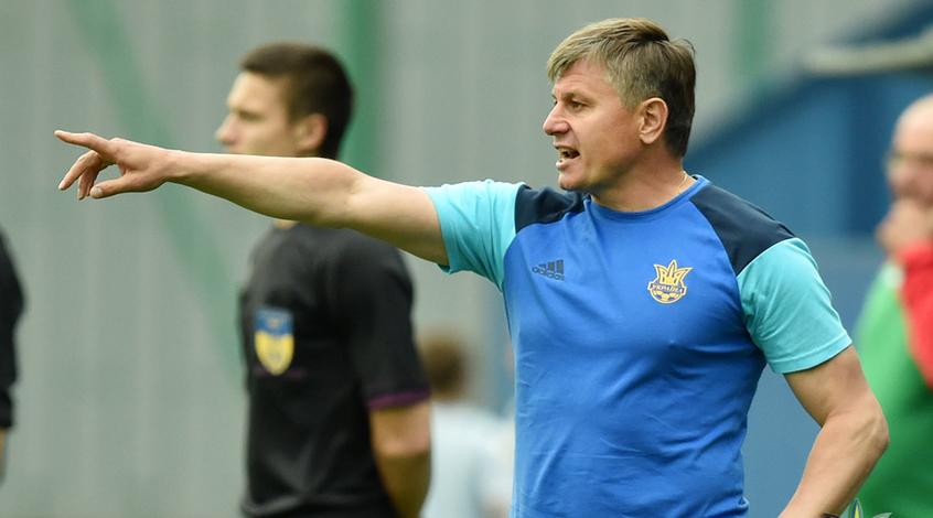 ФФУ: у лютому розпочне роботу збірна України (U-15)