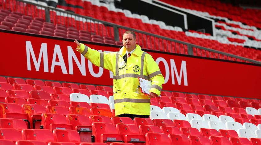"""Матч """"Манчестер Юнайтед"""" - """"Борнмут"""" перенесен: идет эвакуация стадиона"""