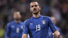 Леонардо Бонуччи обошел по числу игр за сборную Италии Алессандро Дель Пьеро