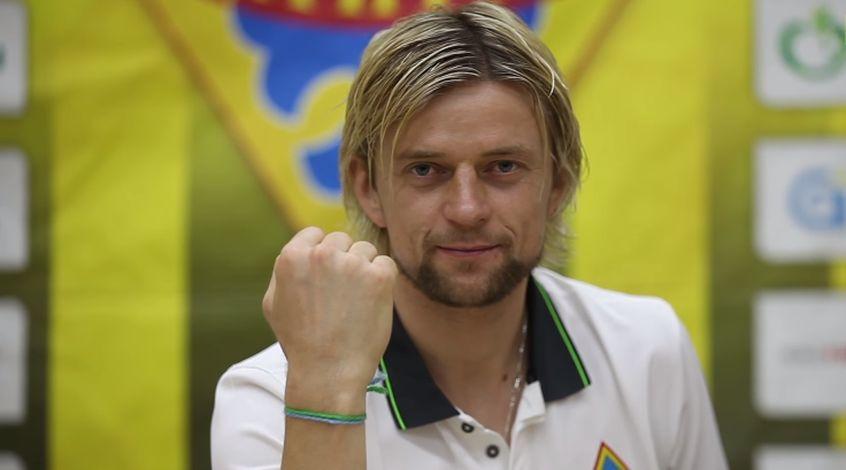 Анатолий Тимощук стал самым возрастным футболистом в истории национальной сборной Украины
