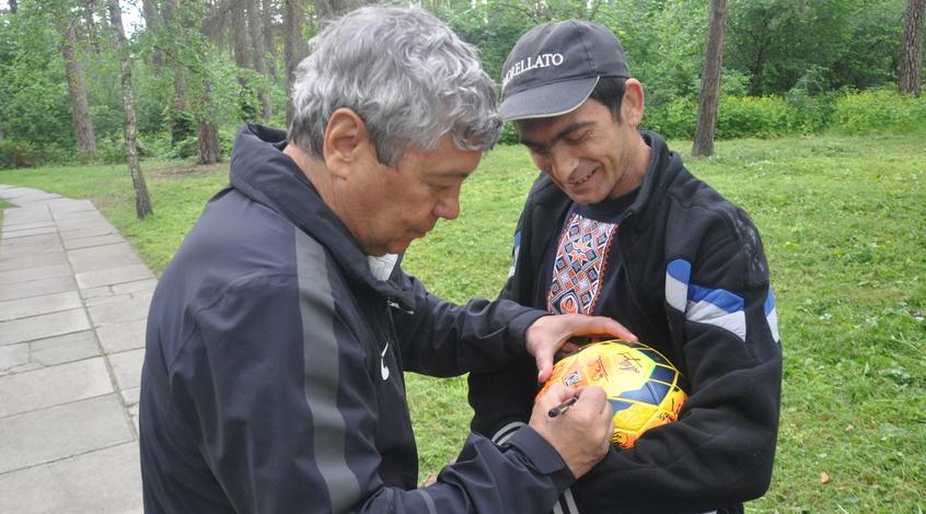 Мирча Луческу рассказал, как едва не погибли его жена и сын