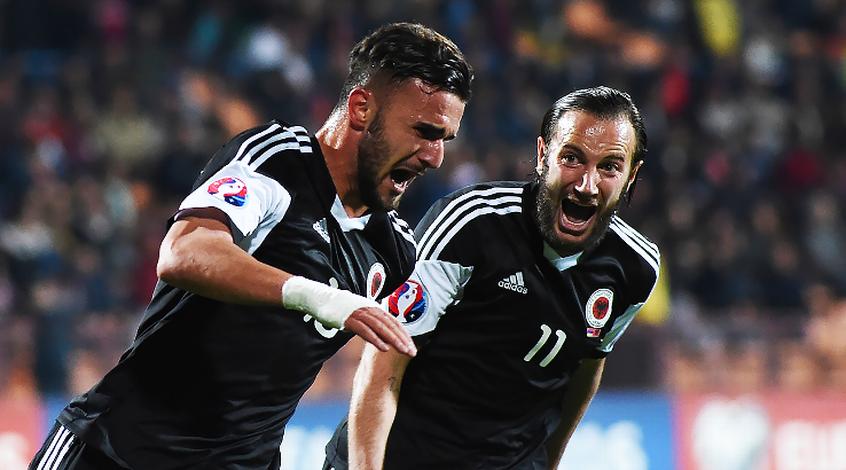 Албания - Катар: коэффициент 2.12 на победу подопечных Де Бьязи