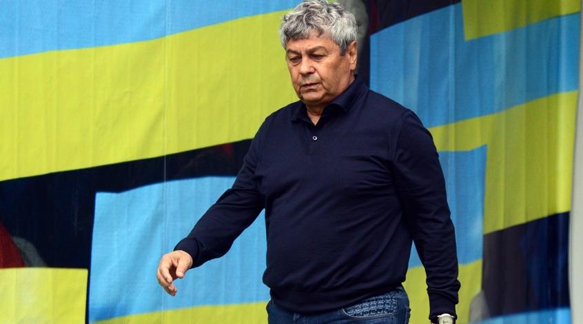 """Мирча Луческу: """"Игроки сборной Украины будут изо всех сил стараться выиграть у меня"""""""