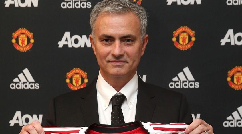 "Жозе Моуриньо: мой ориентир — рекорды сэра Алекса Фергюсона в ""Манчестер Юнайтед"""