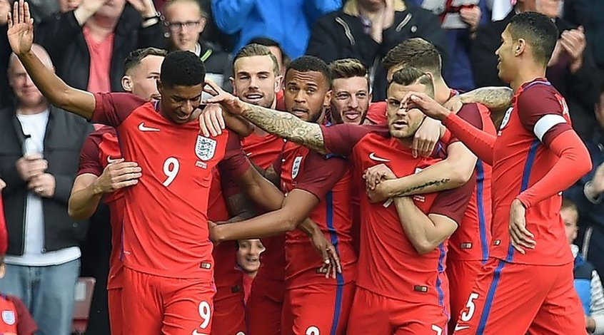 Англия - Австралия 2:1. Рэшфорд не перестает удивлять