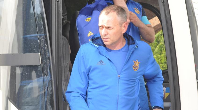 Олександр Головко вичерпав себе на посаді головного тренера молодіжної збірної України