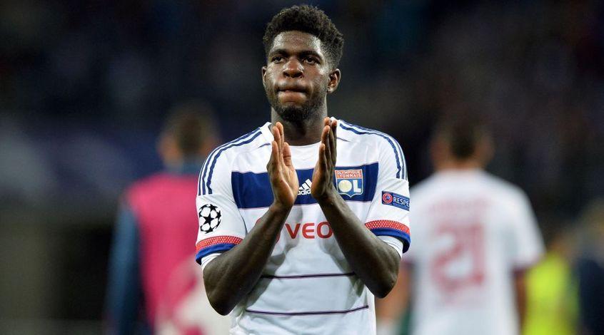 "L'Equipe: ""Барселона"" согласилась заплатить ""Лиону"" за Умтити 30 млн евро"