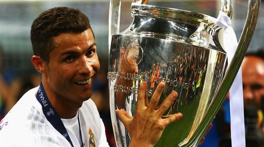 Криштиану Роналду - рекордсмен по числу побед в Лиге чемпионов