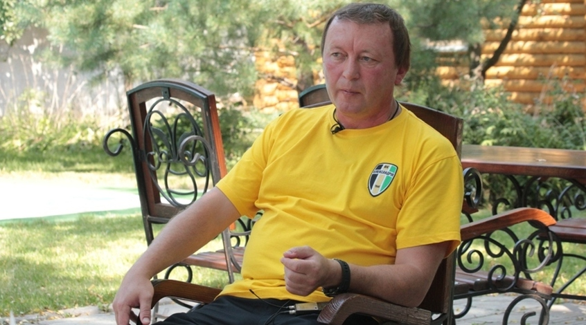 """Владимир Шаран рассказал, как нужно противостоять """"Шахтеру"""""""