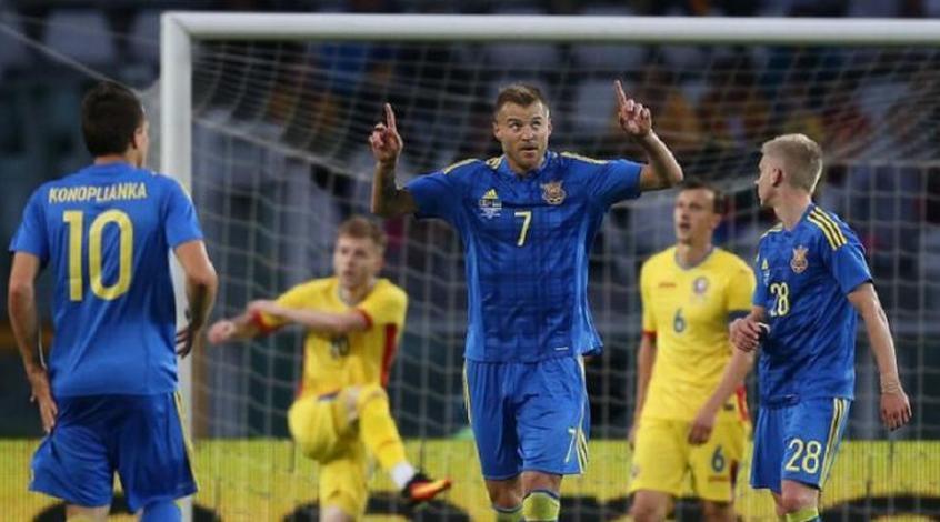 Коэффициент 2,75 на гол Андрея Ярмоленко в ворота сборной Исландии