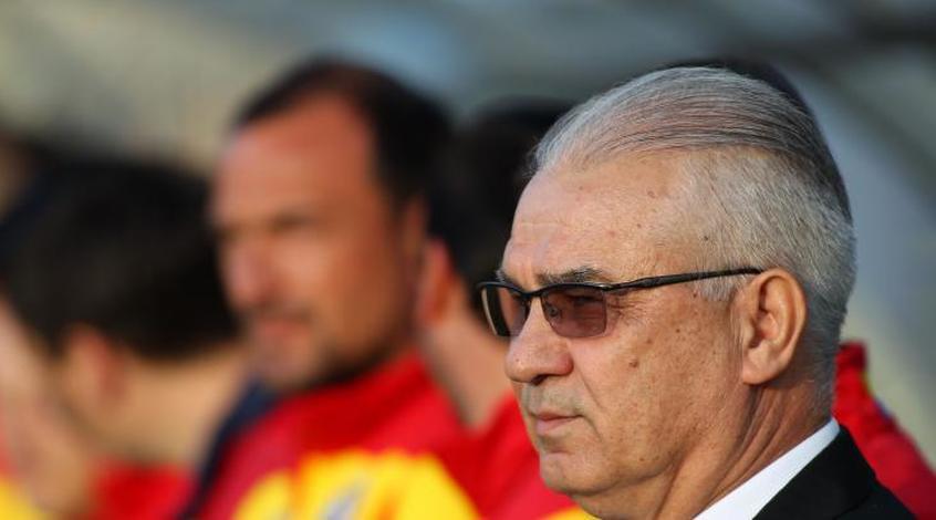 Ангел Йордэнеску огласил заявку сборной Румынии на Евро-2016