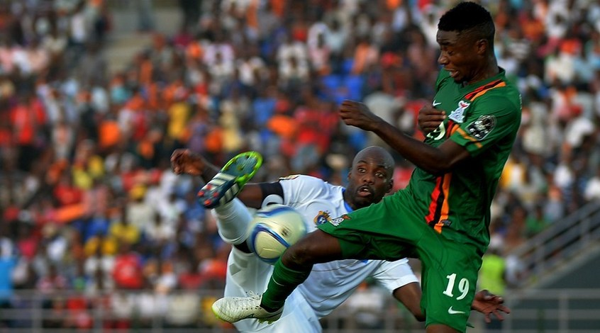 Ставки на матч Конго Замбия
