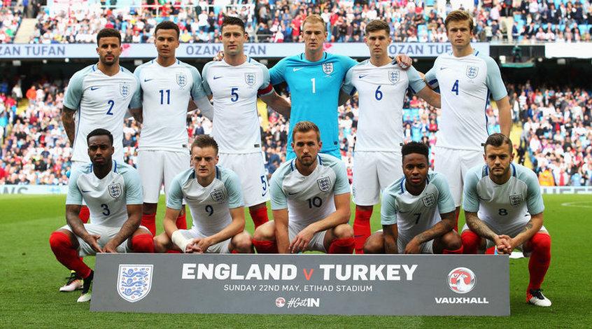 FootBoom представляет: сборная Англии на Евро 2016