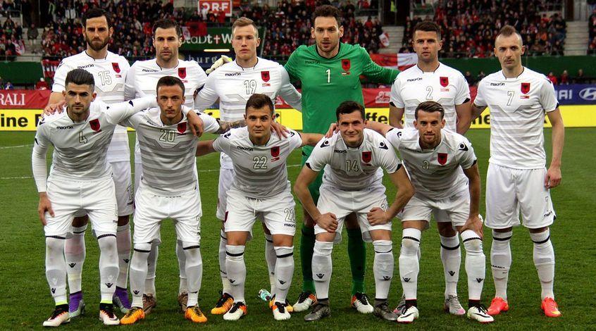 FootBoom представляет: сборная Албании на Евро 2016