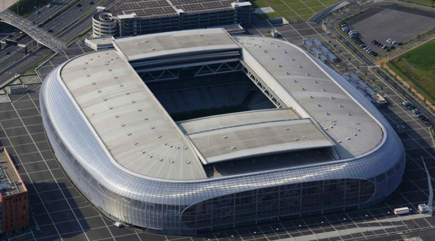 """Пьер Моруа"": стадионы Евро-2016"