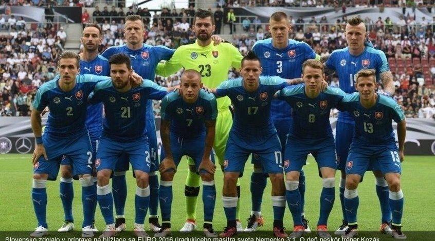 FootBoom представляет: сборная Словакии на Евро 2016