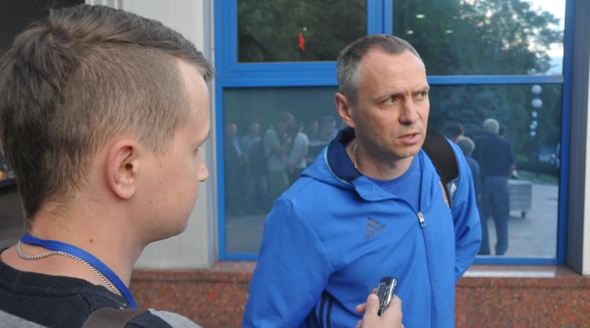 """Александр Головко: """"Сильных сторон в атаке оказалось не так много"""""""