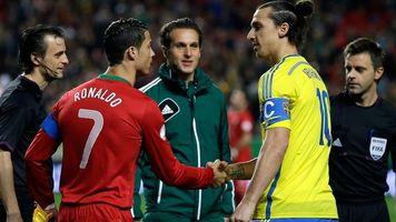 Златан Ибрагимович: на Швеции не лежит большой груз ответственности, ведь меня нет в команде