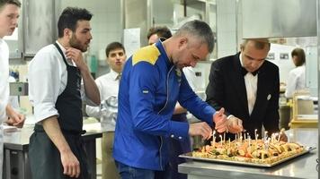"""Шеф-повар """"Шахтера"""": """"Сало бразильцам не давал, но, думаю, они бы его не ели"""""""