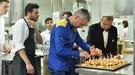 Що більше люблять футболісти збірної України: котлети чи кальмари? (Відео)
