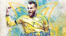 Пенальти Ярмоленко - 30-й в истории национальной сборной Украины