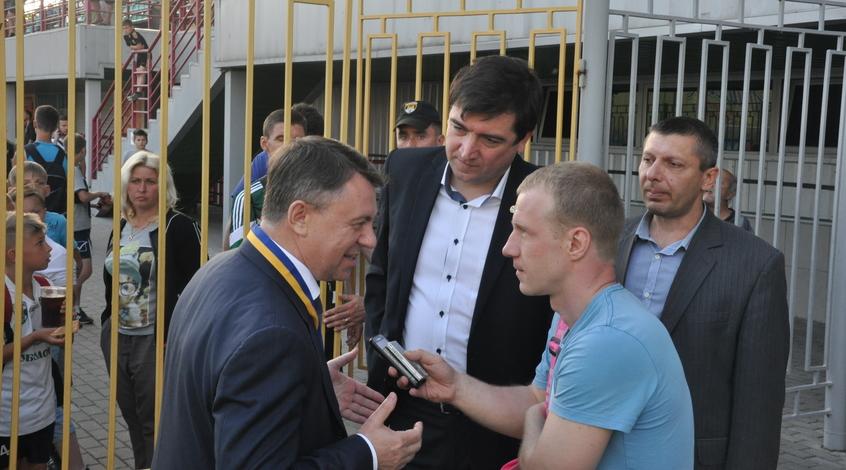 """Олександр Слободян: """"Оболонь-Бровар"""" за такими правилами ніколи грати не буде"""""""
