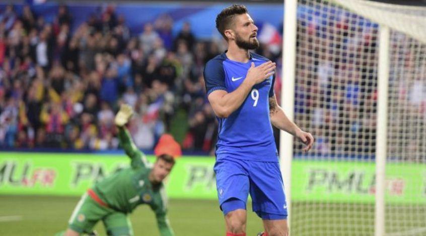 """Оливье Жиру: """"Надеюсь, Франция не будет играть с Аргентиной"""""""