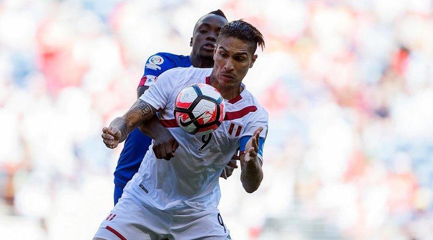 Форвард сборной Перу Хосе Паоло Герреро не сможет выступить на ЧМ-2018