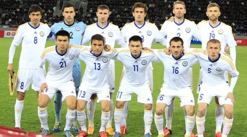 Сборная Казахстана – в топ-100 рейтинга ФИФА