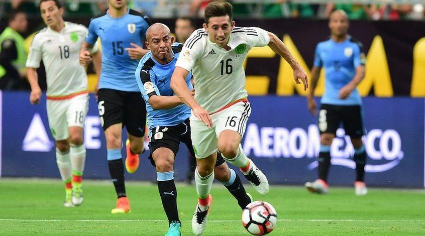 Копа Америка-2016. День 3. Мексика сильнее Уругвая