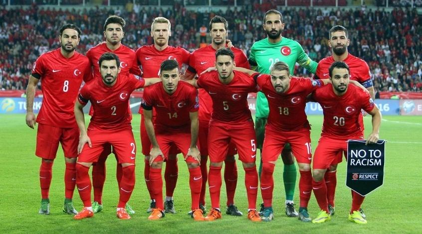 FootBoom представляет: сборная Турции на Евро 2016