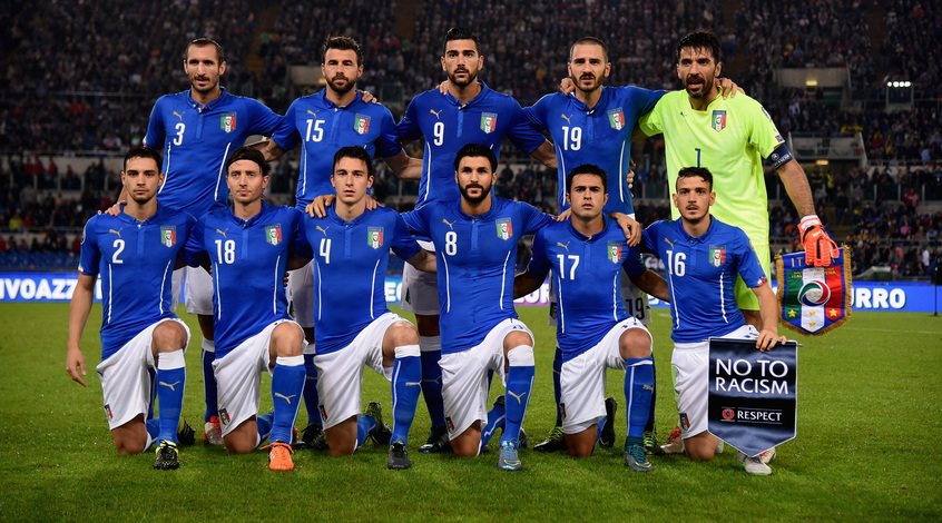 Италия проведёт товарищеский матч с Аргентиной в Манчестере