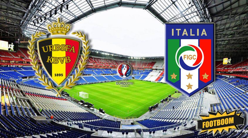 Прогноз матча Бельгия - Италия от Вадима Евтушенко