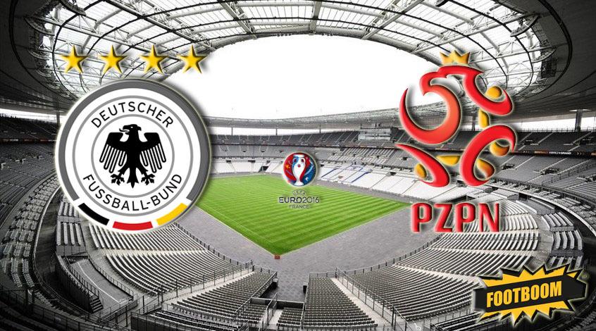 Германия - Польша 0:0. По-соседски