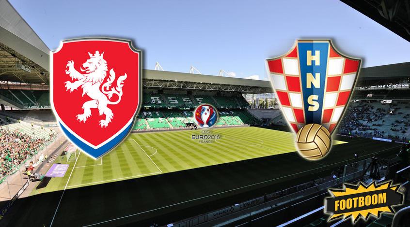 """Чехия – Хорватия 2:2. Спасибо за """"горячую"""" поддержку..."""