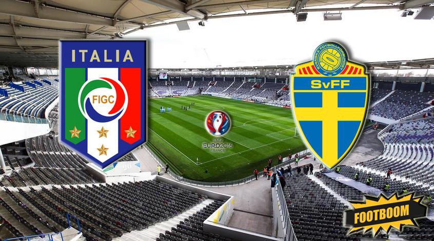 Италия - Швеция 1:0. ЭДЕРжимые борьбой