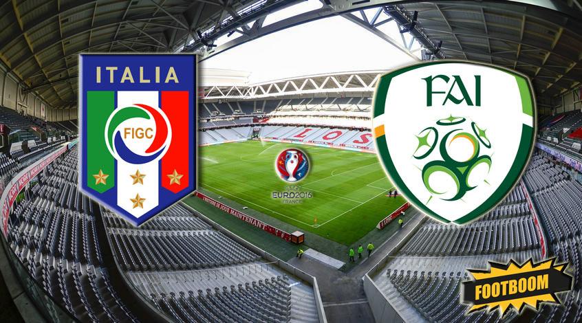 """Италия - Ирландия 0:1. Благодаря связке """"Норвича"""""""