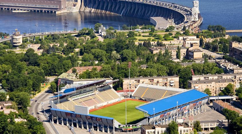 Молодіжна збірна України проведе два матчі кваліфікації Евро-2019 в Запоріжжі