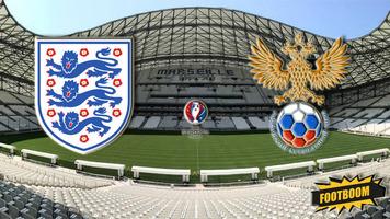 Евро-2016. Англия - Россия 1:1. Неожиданная развязка (Видео)