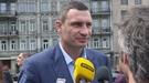 Кличко вместе с мэром Мадрида записал видеообращение городскому главе Ливерпуля (Видео)