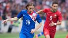 Лука Модрич и еще пятеро игроков покинули сборную Хорватии