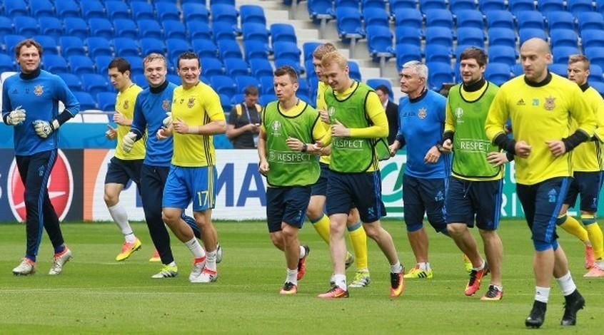 Сборная Украины может провести матч против Косово в Болгарии или Турции