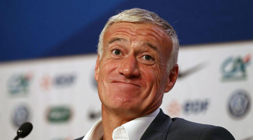 Дидье Дешам стал рекордсменом среди тренеров сборной Франции