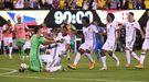 Колумбия одолела Перу в серии пенальти