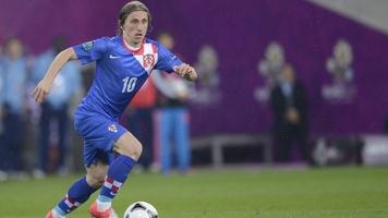 Новым капитаном национальной сборной Хорватии назначен Лука Модрич